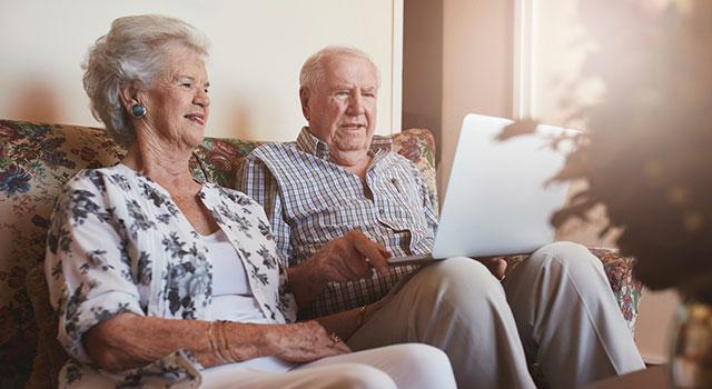Internet verbindet - auch im realen Leben